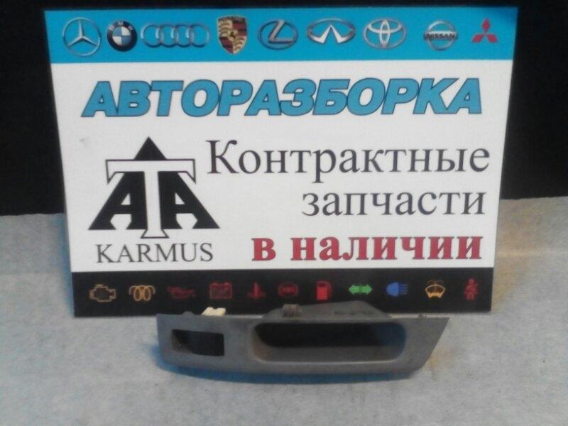 Блок управления стеклоподъемником Nissan March AK12 HR15DE задний правый