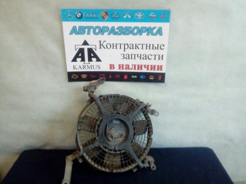 Диффузор радиатора Toyota Tercel NL50 1NT