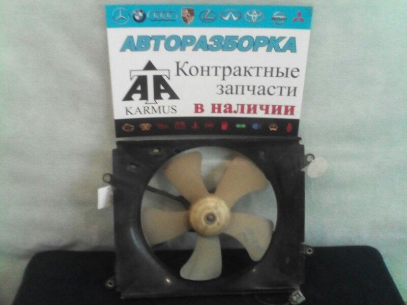 Диффузор радиатора Daihatsu Terios Kid J111G