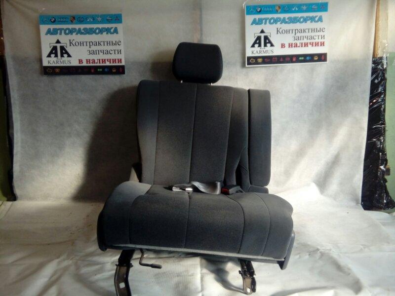 Сиденье Toyota Nadia SXN15 3SFSE заднее правое
