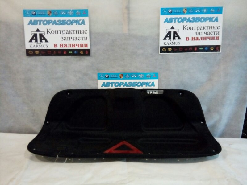Обшивка крышки багажника Toyota Crown Majesta GRS180 4GRFSE