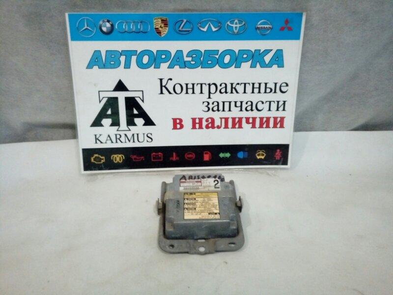 Блок управления airbag Toyota Aristo JZS160 1UZFE