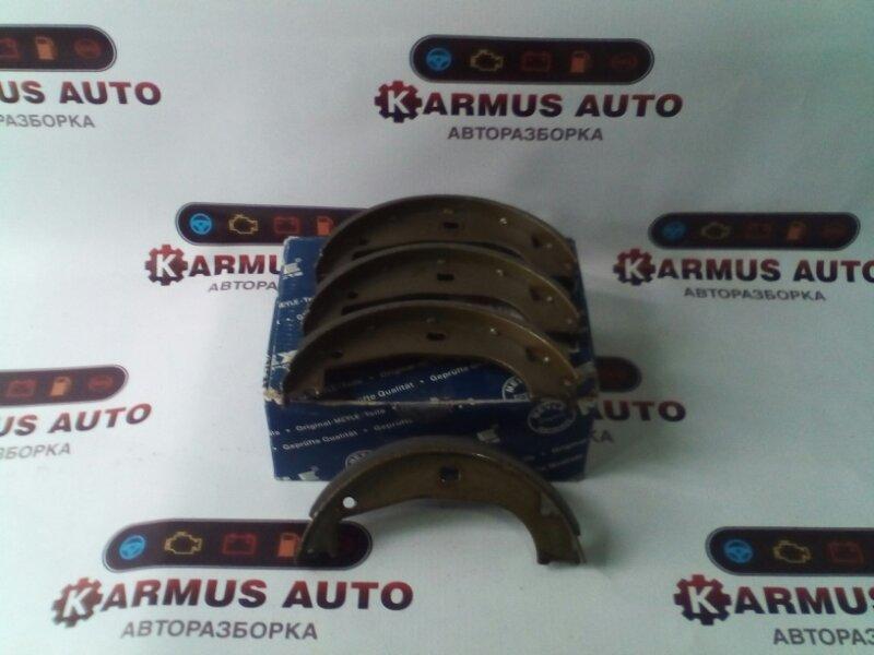 Колодки тормозные Bmw 3-Series E36 задние