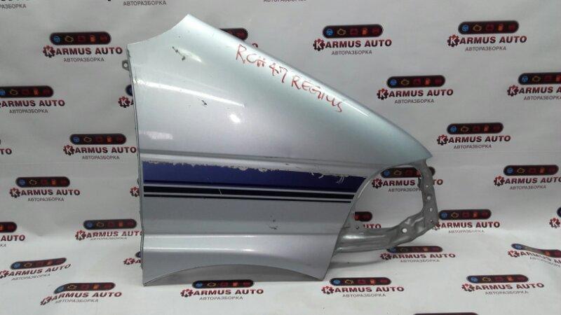 Крыло Toyota Regius RCH47W 1RZE переднее правое
