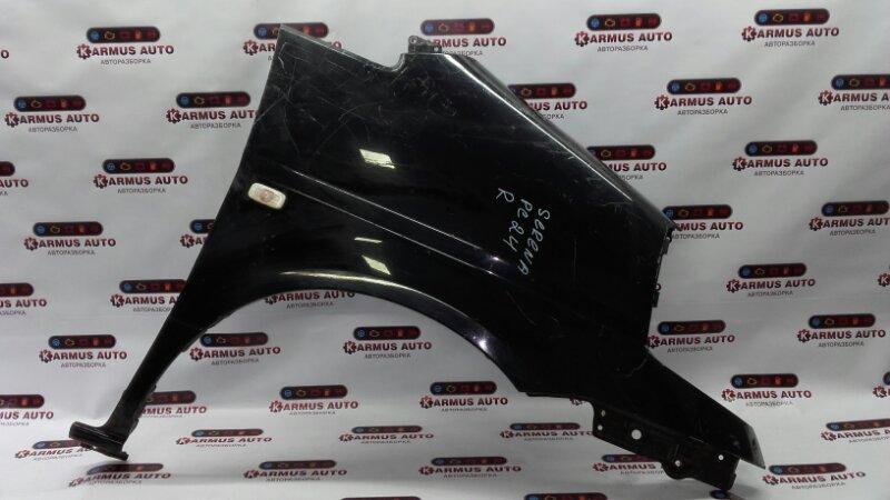 Крыло Nissan Serena PNC24 QR20DE переднее правое