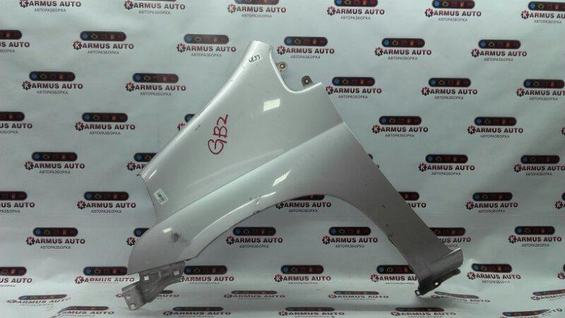 Крыло Honda Mobilio GB1 L15A переднее левое