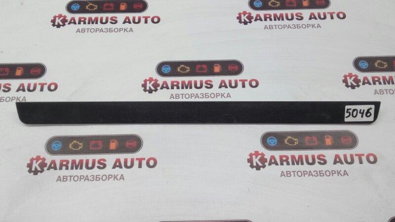 Накладка порога Toyota Land Cruiser URJ201W 3URFE передняя