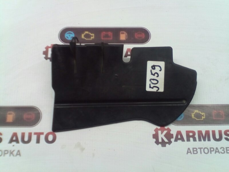 Защита бампера Toyota Wish ANE10 1AZFSE передняя