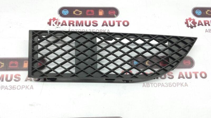 Решетка бампера Bmw 7-Series E65 740I левая