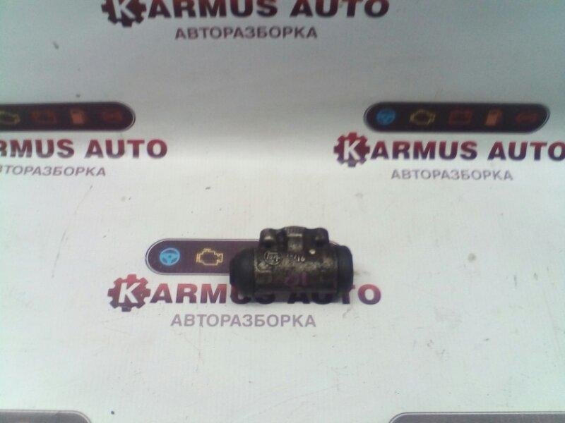 Тормозной цилиндр Toyota Gaia ACM10G 3CTE задний