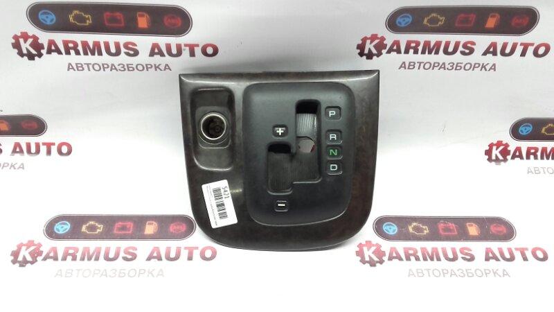 Консоль акпп Mitsubishi Chariot Grandis N94W 4G64