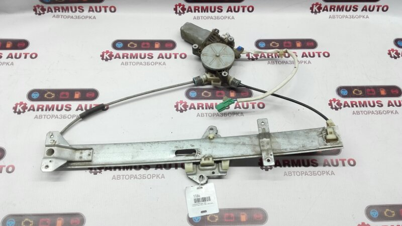 Стеклоподъемный механизм Honda Fit GD1 L13A2 передний правый