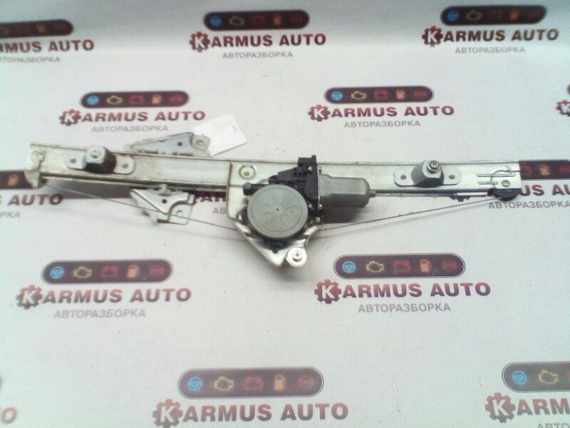 Стеклоподъемный механизм Suzuki Escudo TA74W задний левый