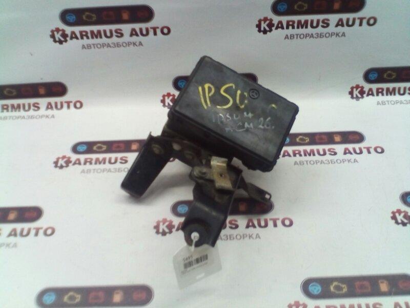 Блок abs Toyota Ipsum ACM26W 2AZFE
