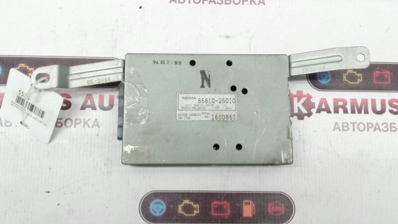 Электронный блок Toyota Regius Ace KZH106 2LT