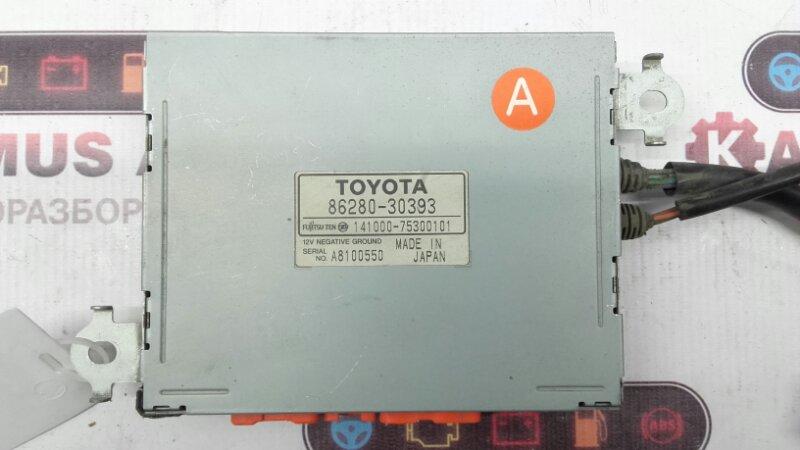 Усилитель магнитолы Toyota Aristo JZS161 2JZGE