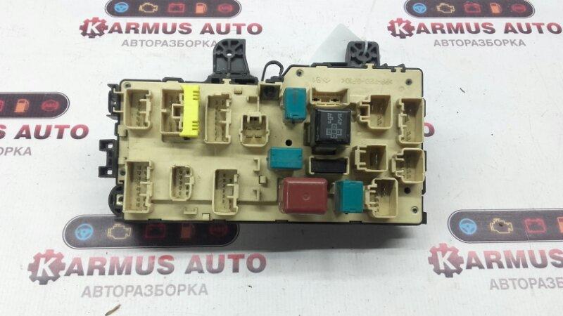 Блок предохранителей салона Toyota Vista SV55 3SFE