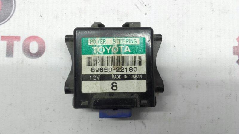 Электронный блок Toyota Chaser JZX90 1JZGE