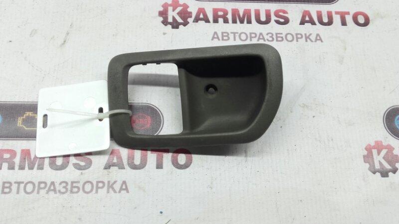 Накладка на ручку двери Toyota Carina AT212 3SFSE левая