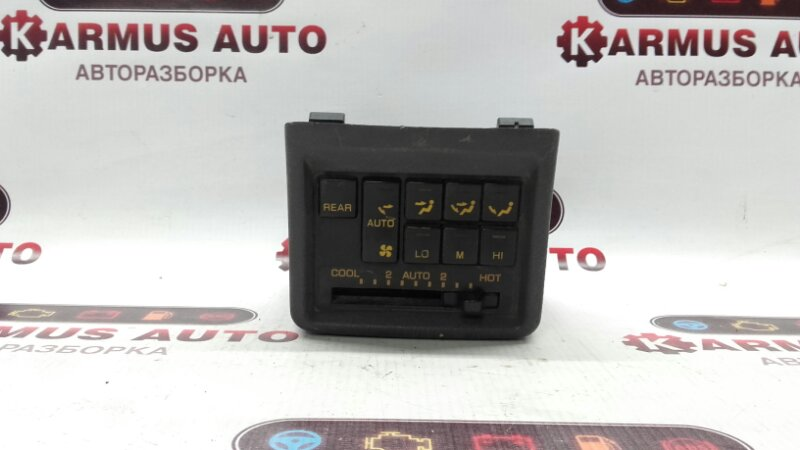Блок управления климат-контролем Mitsubishi Pajero V45W