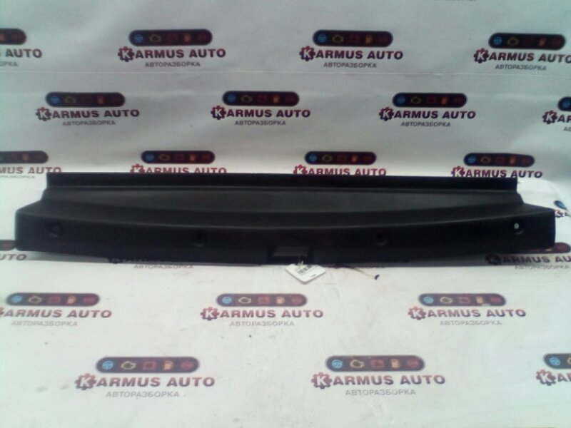 Панель замка багажника Toyota Vista AZV50 1AZFSE