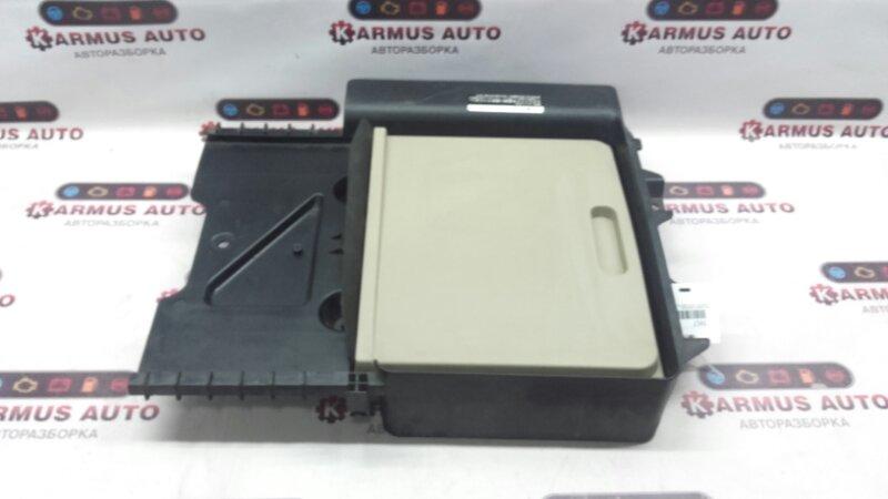 Ящик в багажник Toyota Mark Ii GX115W 1GFE задний
