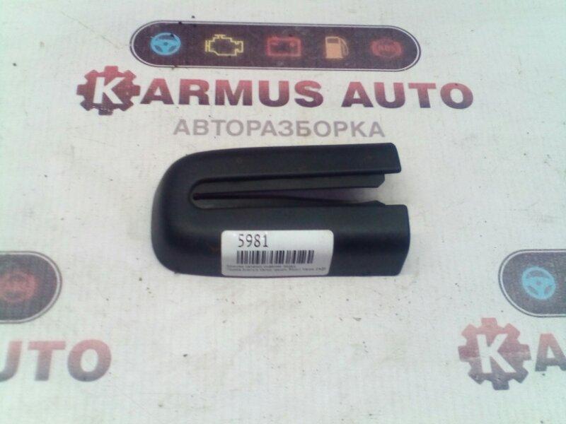 Крышка салазки сиденья Toyota Avensis Verso ACM21 2AZFE передняя