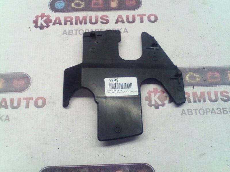 Защита радиатора Toyota Avensis Verso ACM21 2AZFE левая