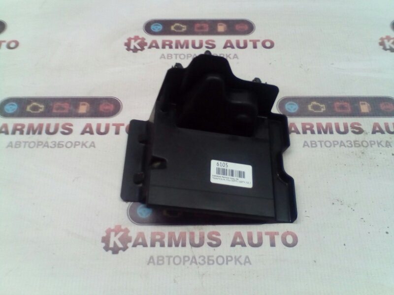 Дефлектор бампера Toyota Fortuner LAN125 2GDFTV передний левый