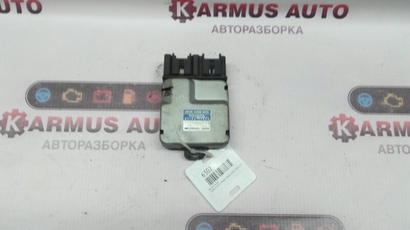 Реостат печки Toyota Mark Ii GBS12 1GFE