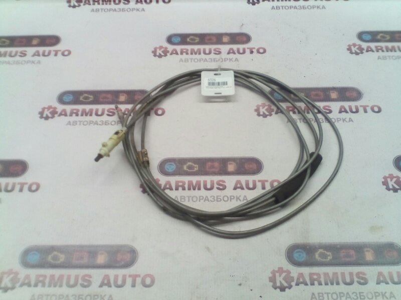 Тросик лючка топливного бака Toyota Chaser GX100 1GFE