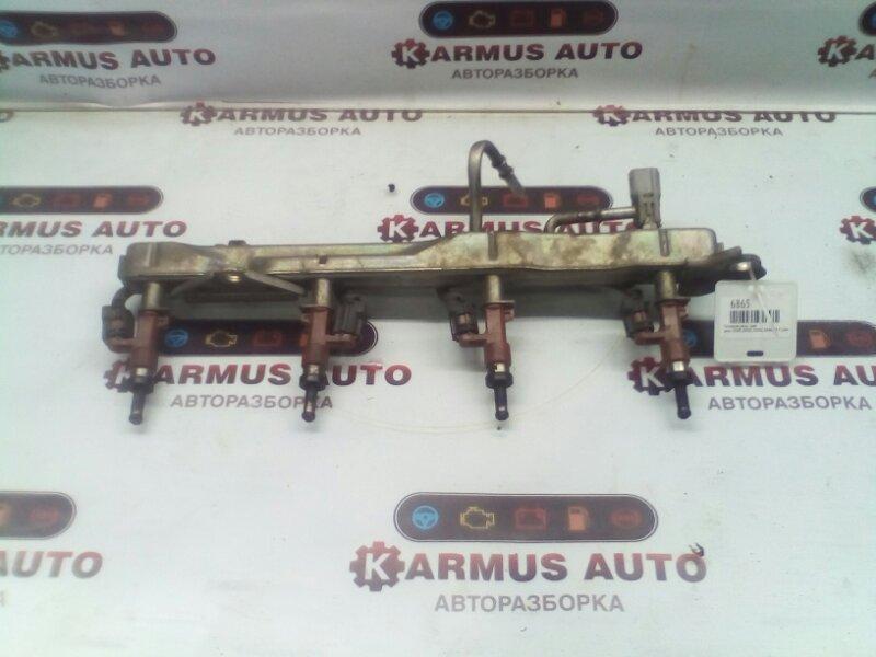 Топливная рейка Lexus Ls460 USF46 1URFSE 2008 правая