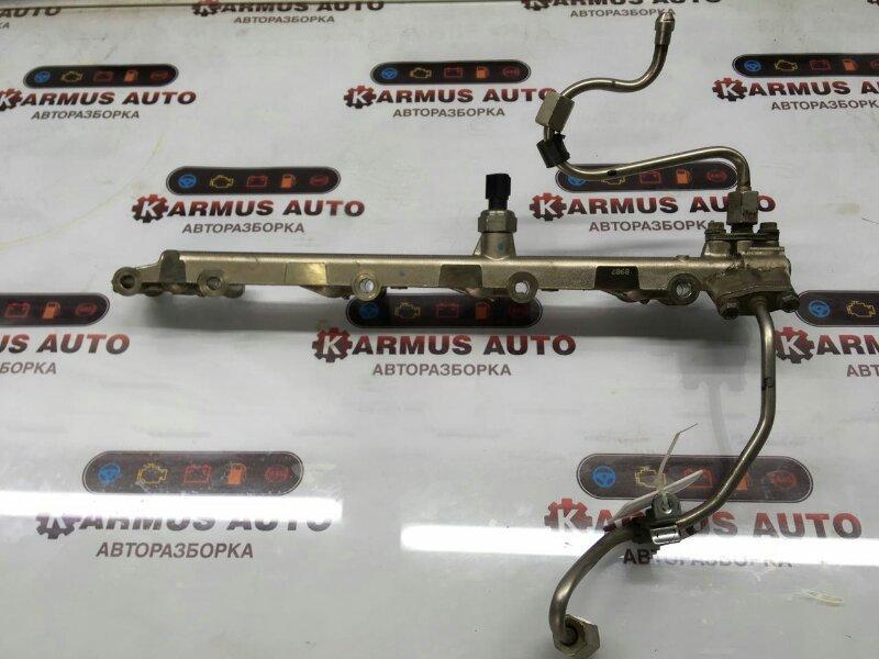 Топливная рейка Lexus Ls460 USF46 1URFSE 2008 левая