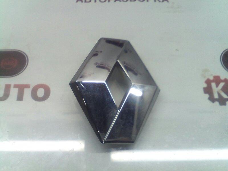 Эмблема Renault Logan LS0G задняя