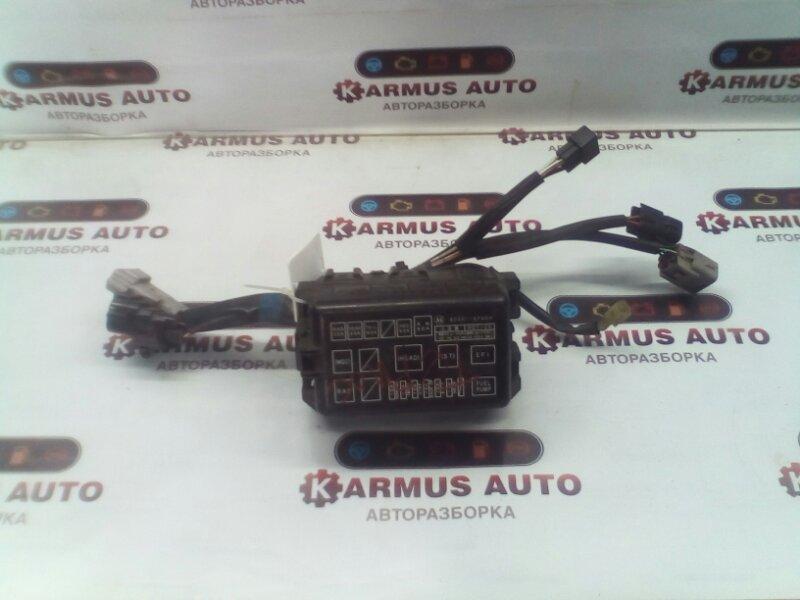 Блок предохранителей Toyota Cami J100E K3VE