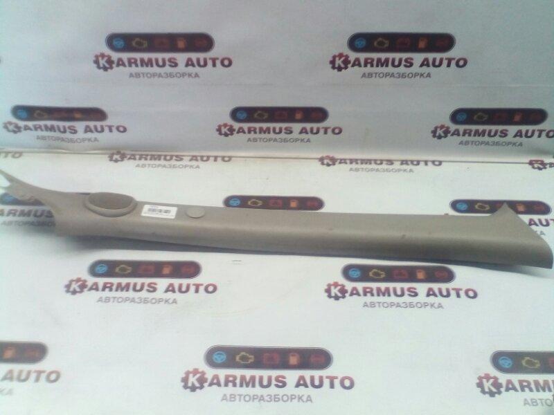 Обшивка стойки Nissan Bluebird ENU14 CD20 передняя правая