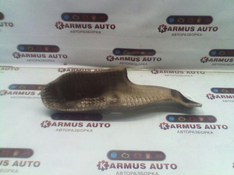 Защита выпускного коллектора Lexus Ls460 USF46 1URFSE 2008 левая