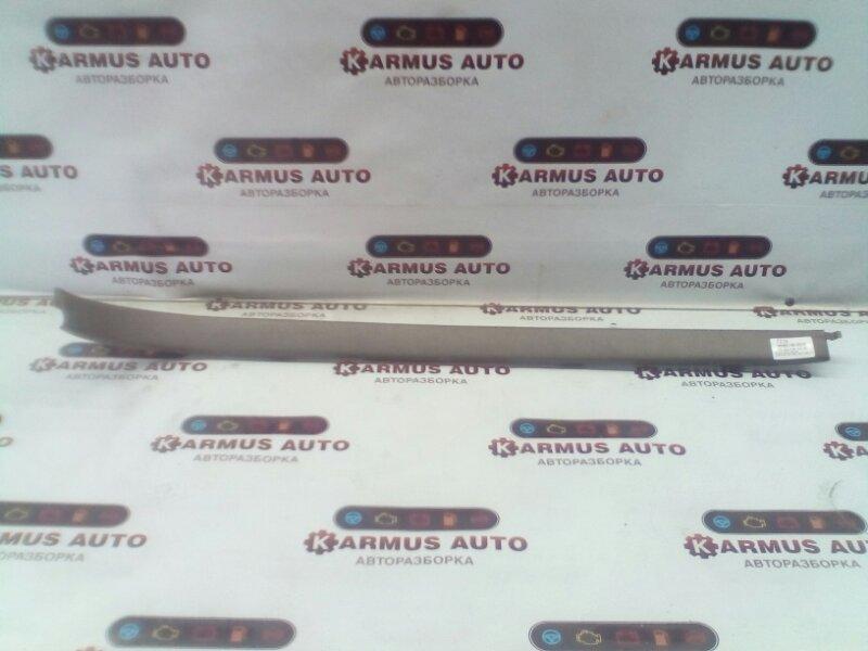 Накладка порога Toyota Cresta GX100 1GFE передняя левая
