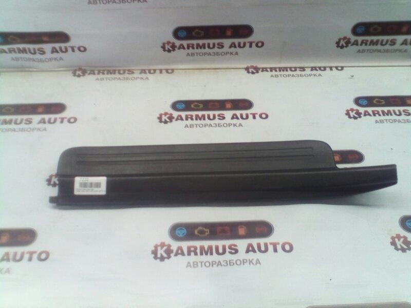 Накладка порога Toyota Chaser GX90 1GFE задняя правая