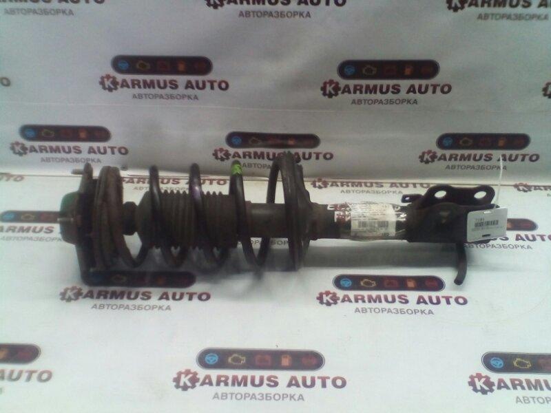 Амортизатор Toyota Cynos EL44 5EFE передний правый