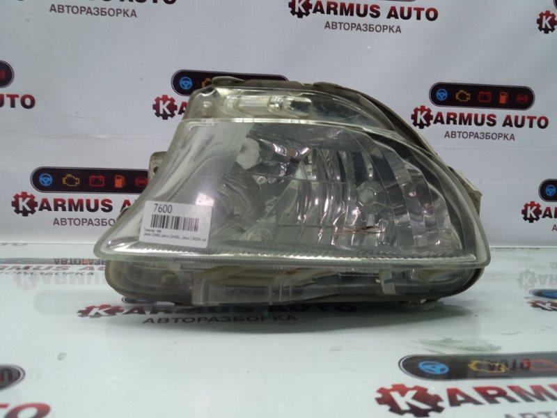 Противотуманная фара Lexus Ls460 USF40 2URFSE левая