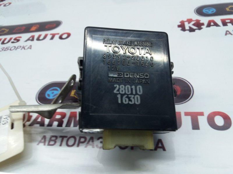 Электронный блок Toyota Carina CT170 2C