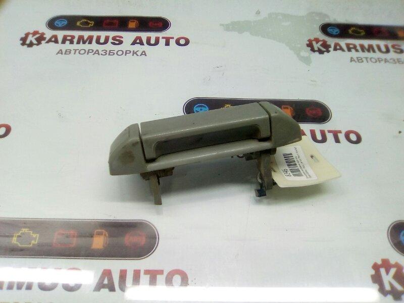 Ручка двери внутренняя Toyota Deliboy CXC10 1C задняя левая