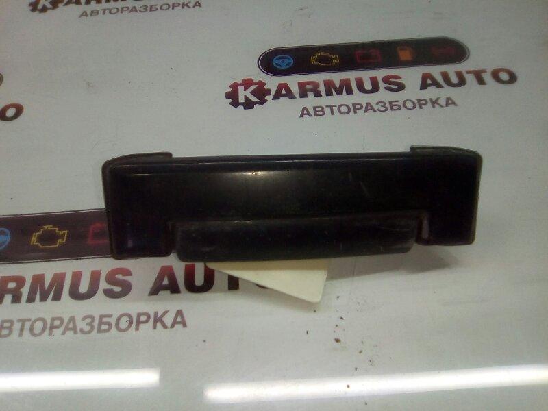 Ручка двери наружная Toyota Deliboy CXC10 1C задняя левая
