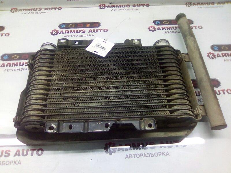 Интеркулер Mitsubishi Nativa K90 4M40