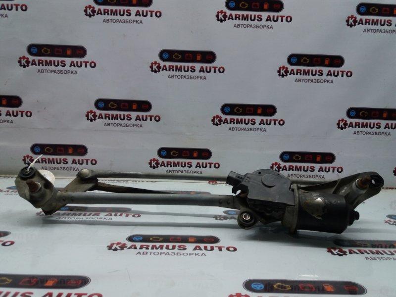 Мотор дворников Toyota Brevis JCG10 1GFE передний