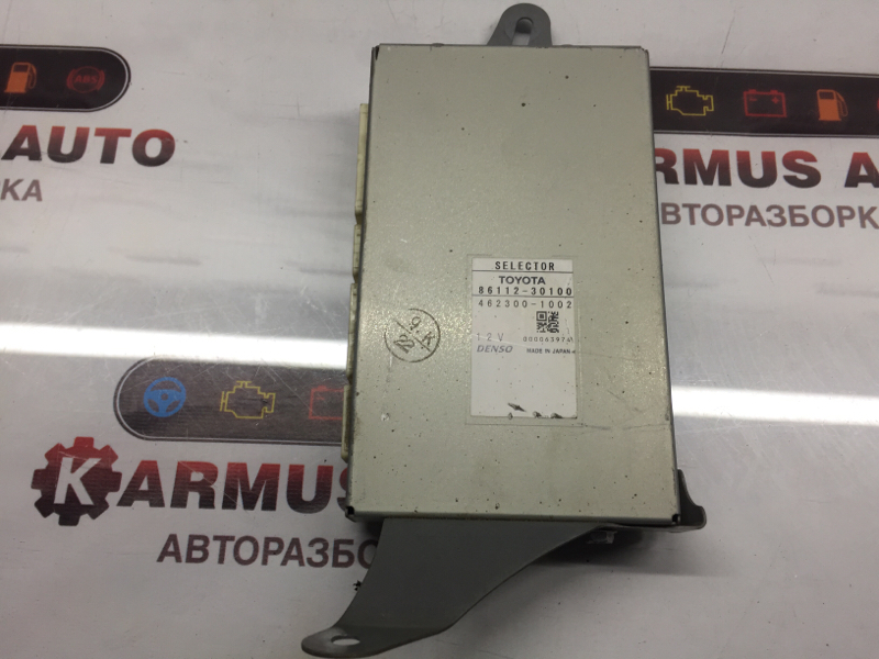 Блок управления дисплеем Lexus Ls460 USF46 1URFSE 2008