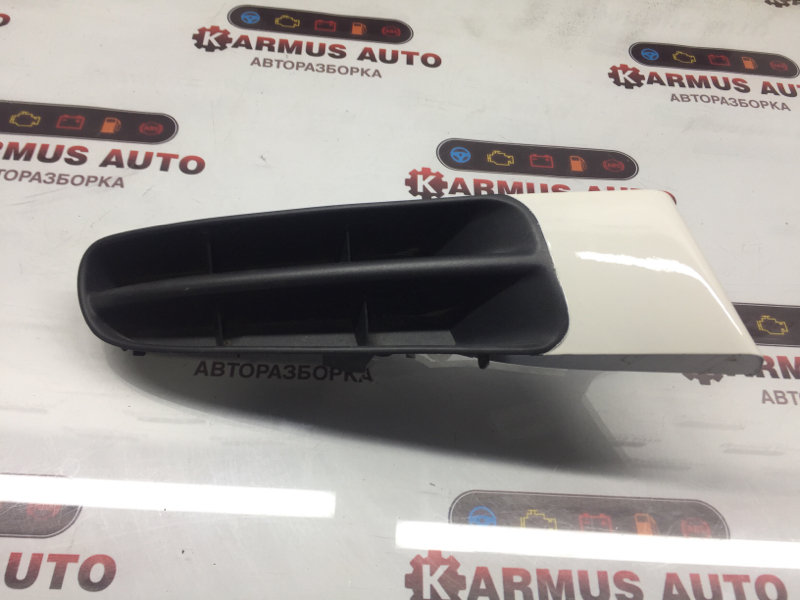 Заглушка в бампер Toyota Ipsum CXM10 3CTE передняя правая