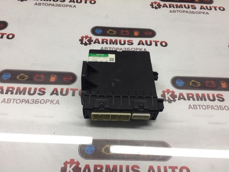 Блок управления кондиционером Lexus Ls460 USF46 1URFSE 2008