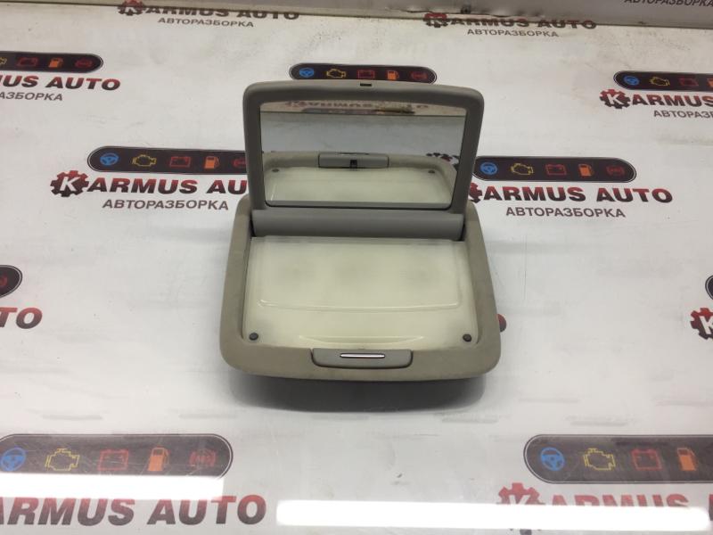 Зеркало заднего вида салонное Lexus Ls460 USF46 1URFSE 2008 заднее верхнее